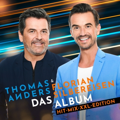 Thomas Anders & Florian Silbereisen - Das Album (Hit-Mix-XXL-Edition, 2 CDs)