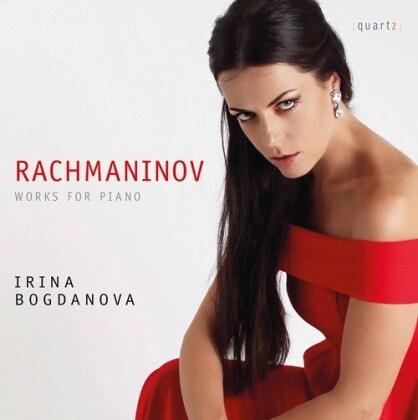 Sergej Rachmaninoff (1873-1943) & Irina Bogdanova - Works For Piano