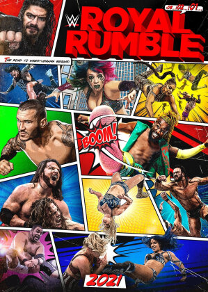 WWE: Royal Rumble 2021