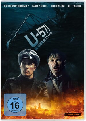 U-571 (2000) (Digital Remastered)