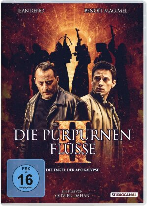 Die purpurnen Flüsse 2 - Die Engel der Apocalypse (2004)