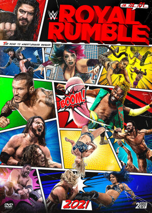 WWE: Royal Rumble 2021 (2 DVDs)