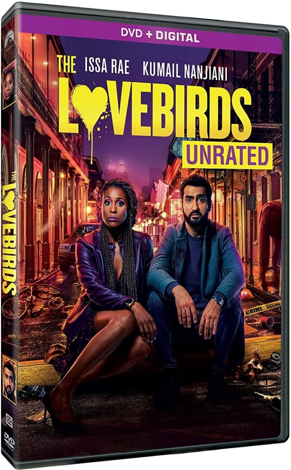The Lovebirds (2020) (Unrated)