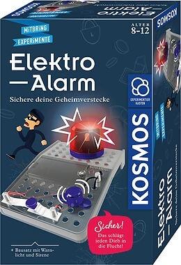 Elektro-Alarm (Experimentierkasten)