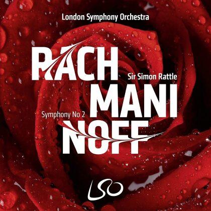 London Symphony Orchestra, Sergej Rachmaninoff (1873-1943) & Sir Simon Rattle - Symphony No. 2 (Hybrid SACD)