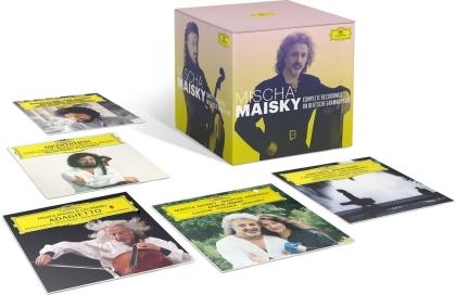 Mischa Maisky - Complete Recordings On Deutsche Grammophon (Limited, 44 CDs)
