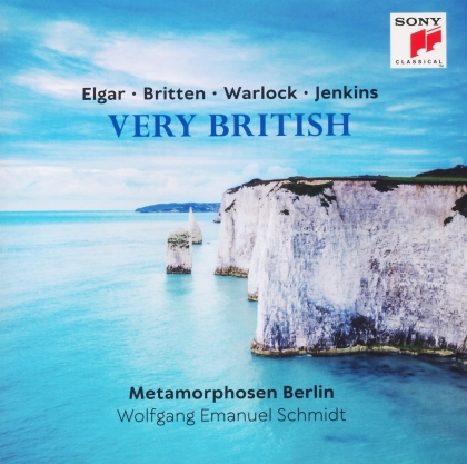 Metamorphosen Berlin, Sir Edward Elgar (1857-1934), Benjamin Britten (1913-1976) & Peter Warlock - Elgar - Britten - Warlock