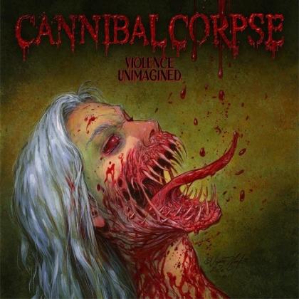Cannibal Corpse - Violence Unimagined (Black Vinyl, Metalblade, LP)