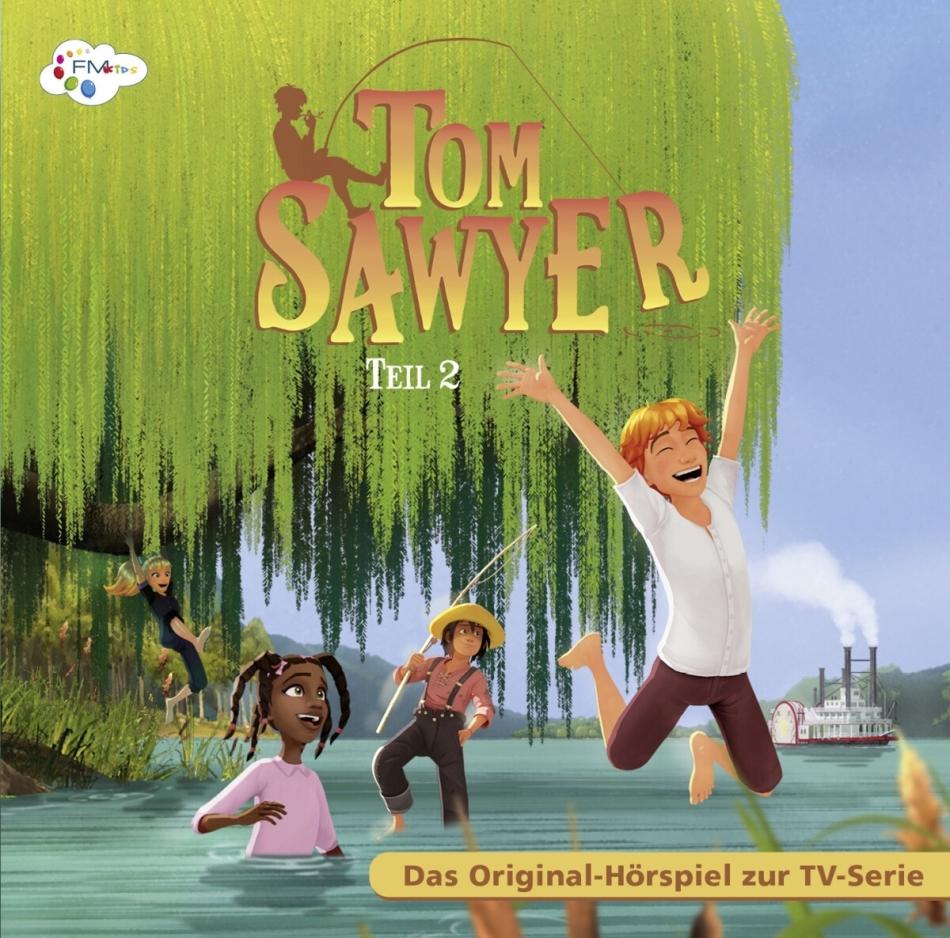 Tom Sawyer - Tom Sawyer - Teil 2