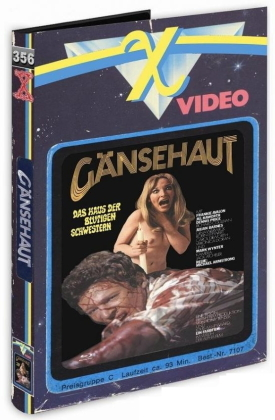 Gänsehaut (1969) (Grosse Hartbox, VHS Retro Edition, Limited Edition, Uncut)