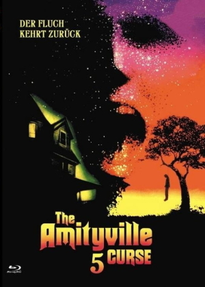 The Amityville 5 - The Curse (1990) (The X-Rated International Cult Collection, Kleine Hartbox, Limited Edition, Uncut)