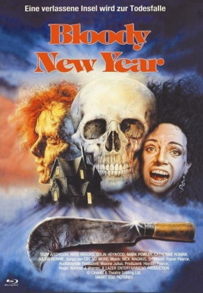 Bloody New Year (1987) (Eurocult Collection, Kleine Hartbox, Limited Edition, Uncut)