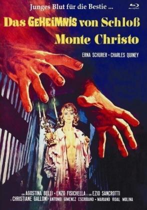 Das Geheimnis von Schloss Monte Christo (1970) (Eurocult Collection, Kleine Hartbox, Limited Edition)