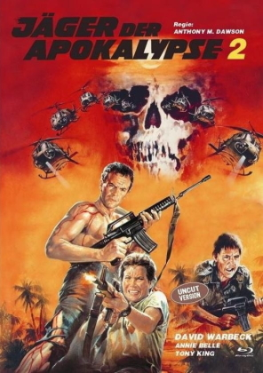 Jäger der Apokalypse 2 (1982) (Eurocult Collection, Kleine Hartbox, Limited Edition, Uncut)