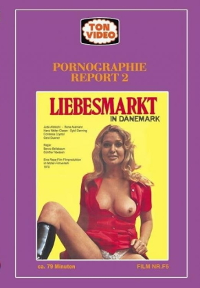 Pornographie Report 2 - Liebesmarkt in Dänemark (1970) (Kleine Hartbox, Limited Edition)