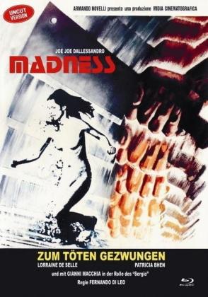 Madness - Zum töten gezwungen (1980) (Eurocult Collection, Kleine Hartbox, Limited Edition, Uncut)