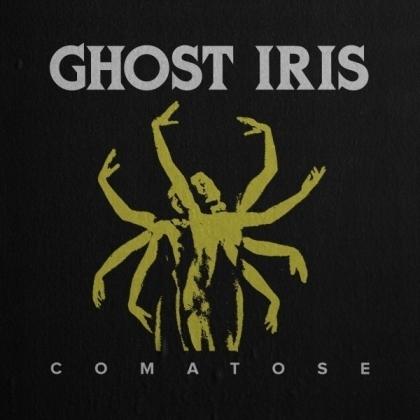 Ghost Iris - Comatose (Yellow+White Splattered Vinyl, LP)