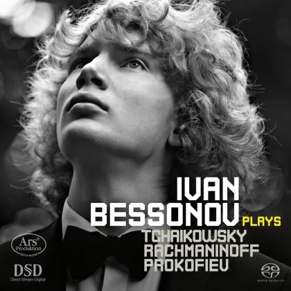 Peter Iljitsch Tschaikowsky (1840-1893), Sergej Rachmaninoff (1873-1943), Serge Prokofieff (1891-1953) & Ivan Bessonov - Ivan Bessonov Plays (Hybrid SACD)
