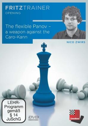 Nico Zwirs - The flexible Panov – a weapon against the Caro-Kann