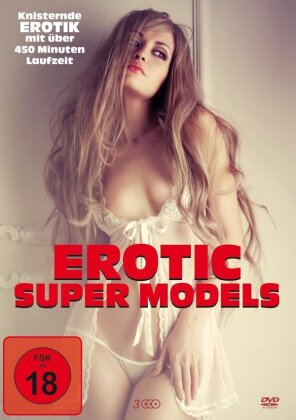 Erotic Super Models (3 DVDs)