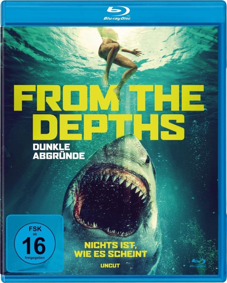 From the Depths - Dunkle Abgründe (2020) (Uncut)