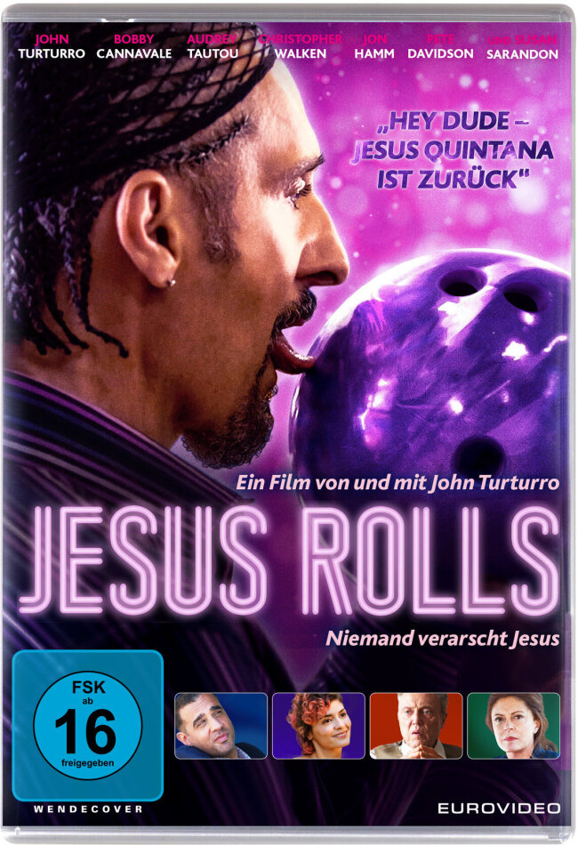 Jesus Rolls (2019)