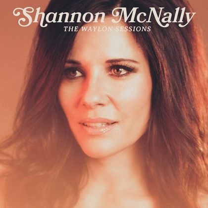 Shannon Mcnally - Waylon Sessions (LP)