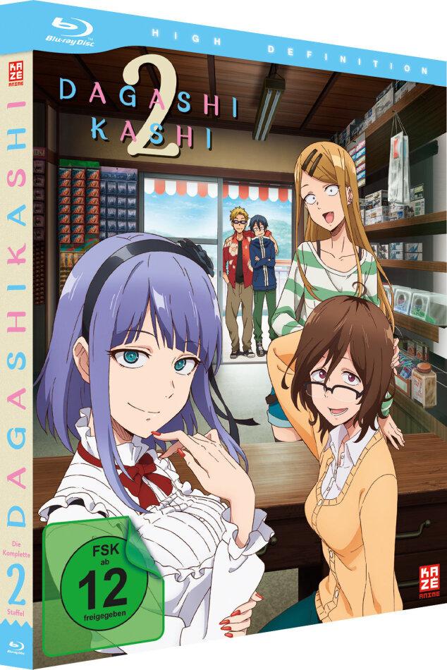 Dagashi Kashi - Staffel 2