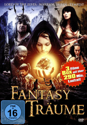 Fantasy Träume - Lord of the Elves / Warrior Queen / Tempest