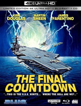 The Final Countdown (1980) (Edizione Limitata, 4K Ultra HD + Blu-ray + CD)