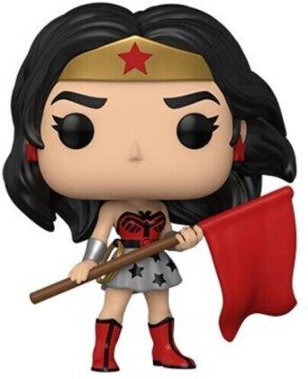 Funko Pop! Heroes - Wonder Woman 80th: Wonder Woman (Superman: Red Son)