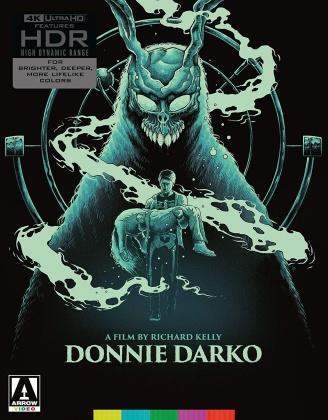 Donnie Darko (2001) (Director's Cut, Kinoversion, 2 4K Ultra HDs)