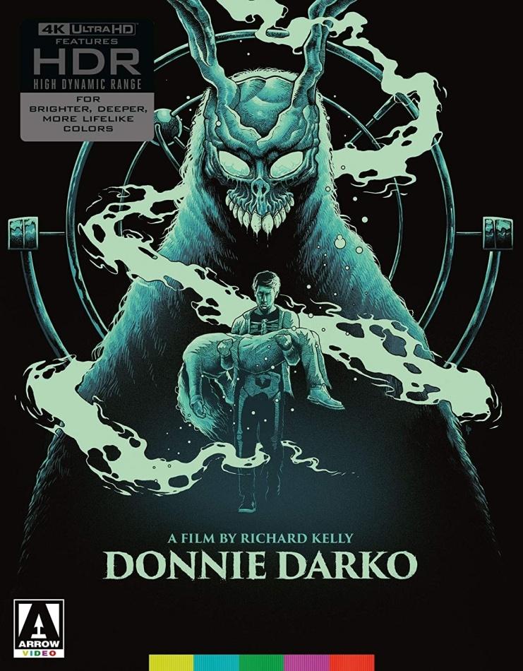 Donnie Darko (2001) (Director's Cut, Versione Cinema, 2 4K Ultra HDs)