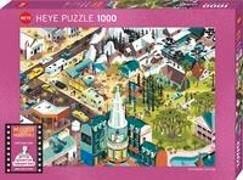 Tarantino Films Puzzle