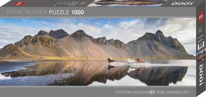 Iceland Horses Puzzle