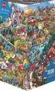 Go Camping! Puzzle