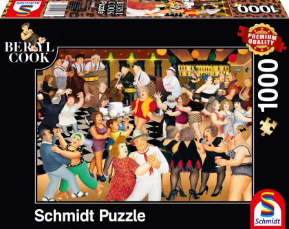Partynacht (Puzzle)