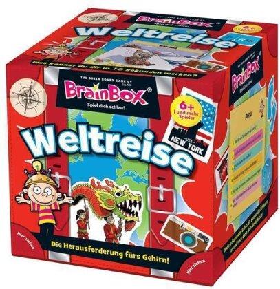 Brain Box - Weltreise (Kinderspiel)