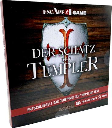 Der Schatz der Templer