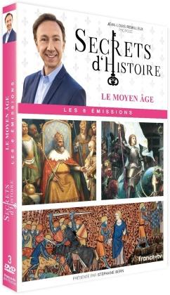 Secrets d'histoire - Le Moyen Âge (3 DVD)