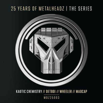 "Kaotic Chemistry - 25 Years Of Metalheadz Part 3 (12"" Maxi)"