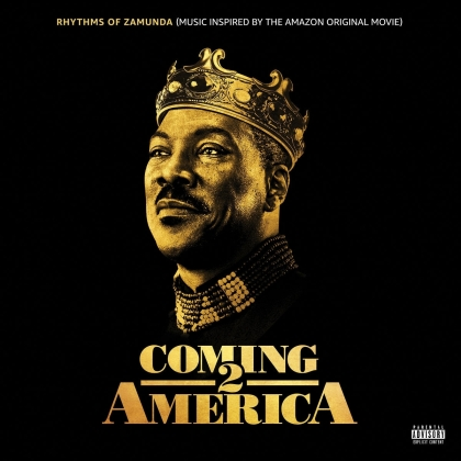 Rhythms Of Zamunda - OST - Inspired By Coming 2 America - Der Prinz von Zamunda 2 (Englische Edition)