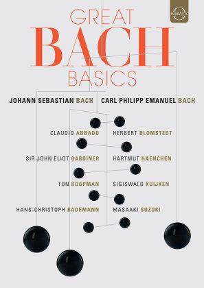 Various Artist - Great Bach Basics (12 DVDs)
