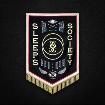While She Sleeps - Sleeps Society (Limited Edition, Gold Vinyl, LP)