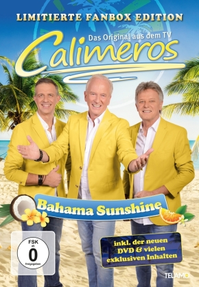 Calimeros - Bahama Sunshine (Limited Fanbox, CD + DVD)
