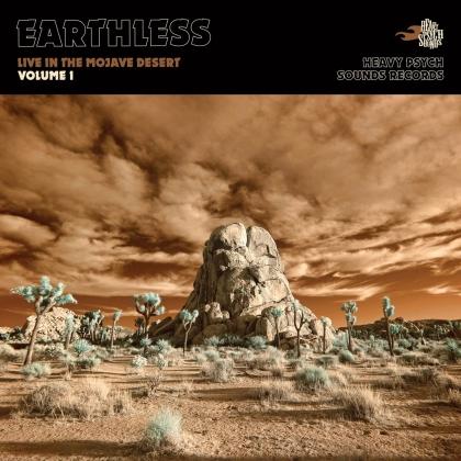 Earthless - Live In The Mojave Desert Volume 1 (LP)