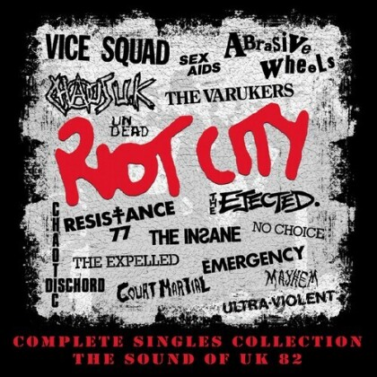 Riot City: Complete Singles Collection