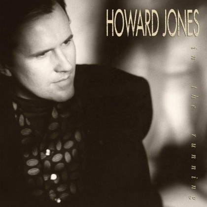 Howard Jones - In The Running (2021 Reissue, cherry Red, Expanded, DVD NTSC Region 0, Deluxe Edition, 3 CDs + DVD)
