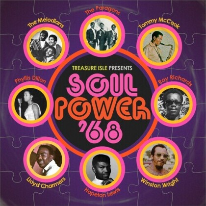 Soul Power 68