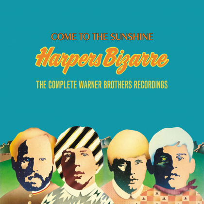 Harpers Bizarre - Come To The Sunshine: Complete Warner Brothers (4 CDs)